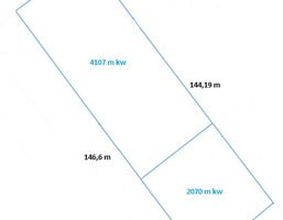 Morizon WP ogłoszenia | Działka na sprzedaż, Rybnik Ligota-Ligocka Kuźnia, 6177 m² | 6927
