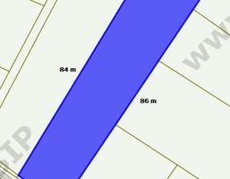 Morizon WP ogłoszenia | Działka na sprzedaż, Rybnik Zamysłów, 1712 m² | 4037