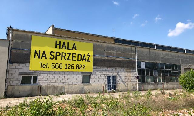 Hala na sprzedaż <span>Poznań, Grunwald, Kamiennogórska</span>