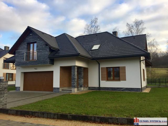 Morizon WP ogłoszenia | Dom w inwestycji Park Brzozowy, Biskupice (gm.), 246 m² | 9529