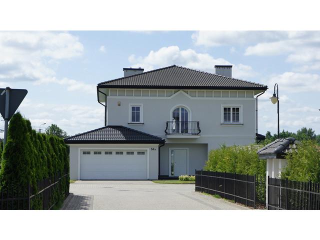 Morizon WP ogłoszenia | Dom w inwestycji Villa Moderna, Pęcice Małe, 215 m² | 2735