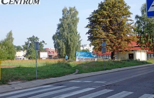 Działka na sprzedaż <span>Białogard, Centrum, PIŁSUDSKIEGO</span>