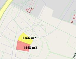 Morizon WP ogłoszenia   Działka na sprzedaż, Biskupiec, 1366 m²   4326