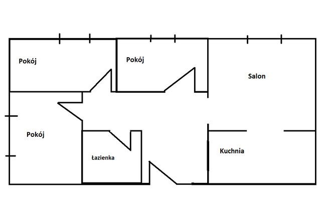 Morizon WP ogłoszenia   Mieszkanie na sprzedaż, Ziębice, 91 m²   9132