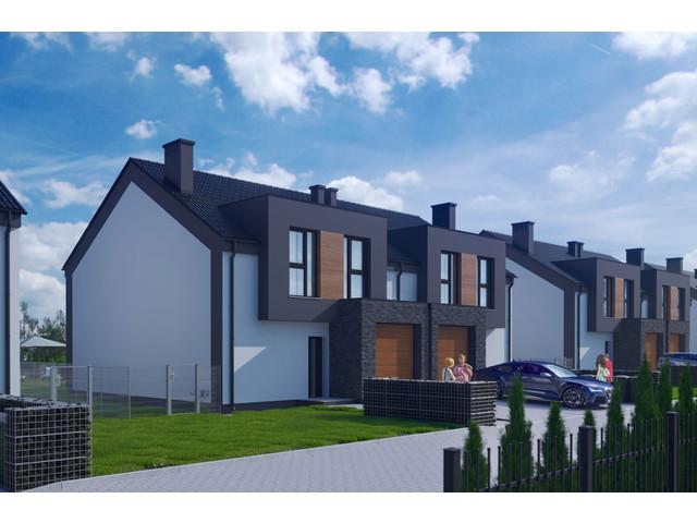Morizon WP ogłoszenia | Dom w inwestycji Wille Domasław, Bielany Wrocławskie, 148 m² | 6955