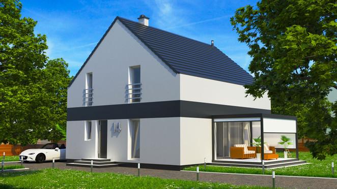 Morizon WP ogłoszenia | Dom na sprzedaż, Borówiec, 137 m² | 4866