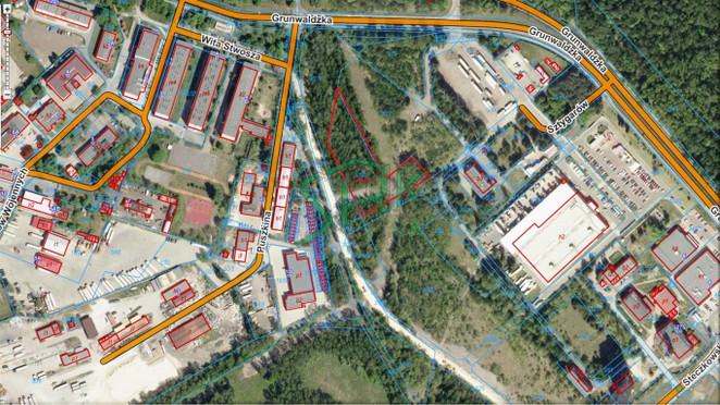 Morizon WP ogłoszenia   Działka na sprzedaż, Jaworzno, 5420 m²   3628