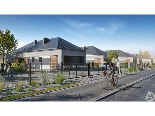 Morizon WP ogłoszenia | Dom w inwestycji OSIEDLE AURA, Świlcza, 130 m² | 6227