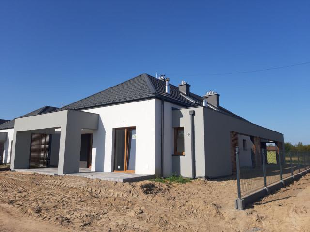 Morizon WP ogłoszenia | Dom w inwestycji OSIEDLE AURA, Świlcza, 130 m² | 6236