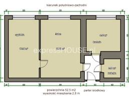 Morizon WP ogłoszenia | Mieszkanie na sprzedaż, Białystok Centrum, 53 m² | 4259