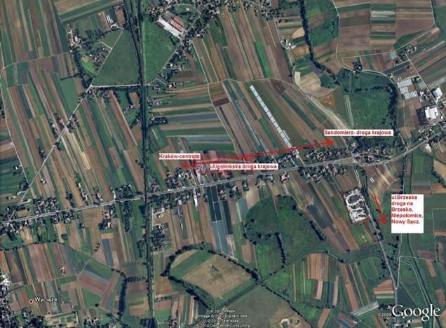 Morizon WP ogłoszenia | Działka na sprzedaż, Kraków Nowa Huta, 6000 m² | 7164