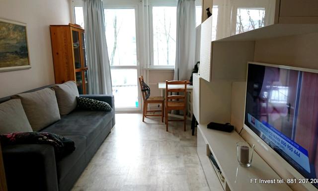 Mieszkanie do wynajęcia <span>Wrocław, Fabryczna, Popowice, Popowicka</span>