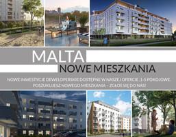 Morizon WP ogłoszenia | Kawalerka na sprzedaż, Poznań Rataje, 28 m² | 2724