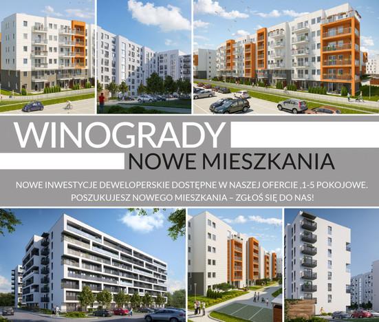 Morizon WP ogłoszenia | Mieszkanie na sprzedaż, Poznań Winogrady, 59 m² | 5155
