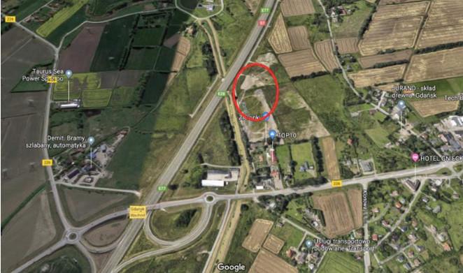 Morizon WP ogłoszenia | Działka na sprzedaż, Pruszcz Gdański Główna, 30028 m² | 6412