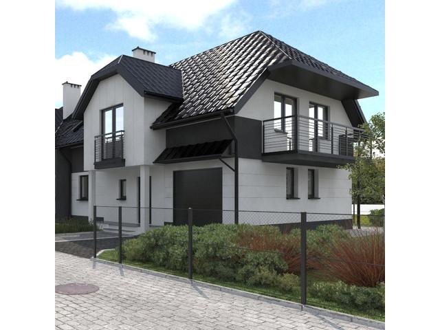Morizon WP ogłoszenia   Dom w inwestycji Bogucianka, Kraków, 156 m²   1321