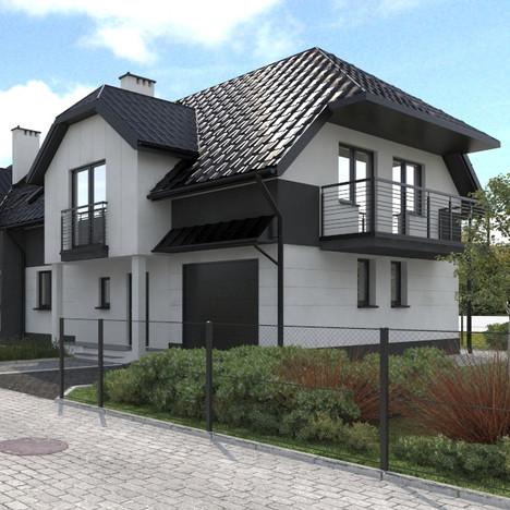 Morizon WP ogłoszenia | Dom w inwestycji Bogucianka, Kraków, 156 m² | 1321