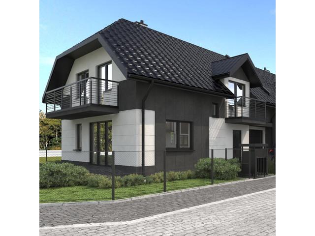 Morizon WP ogłoszenia   Dom w inwestycji Bogucianka, Kraków, 149 m²   1308