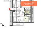 Morizon WP ogłoszenia   Mieszkanie na sprzedaż, Wrocław Psie Pole, 58 m²   9645