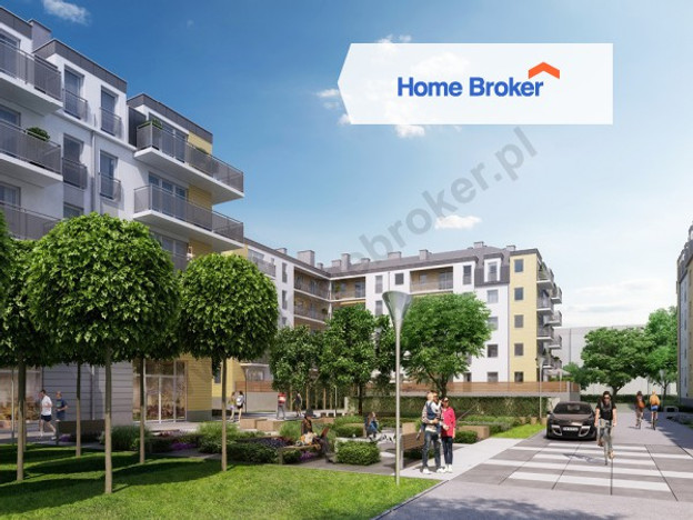 Morizon WP ogłoszenia   Mieszkanie na sprzedaż, Wrocław Krzyki, 47 m²   7614