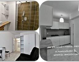 Morizon WP ogłoszenia | Mieszkanie na sprzedaż, Wrocław Os. Powstańców Śląskich, 52 m² | 8643