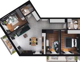 Morizon WP ogłoszenia | Mieszkanie w inwestycji Chwarzno Polanki, Gdynia, 82 m² | 3977