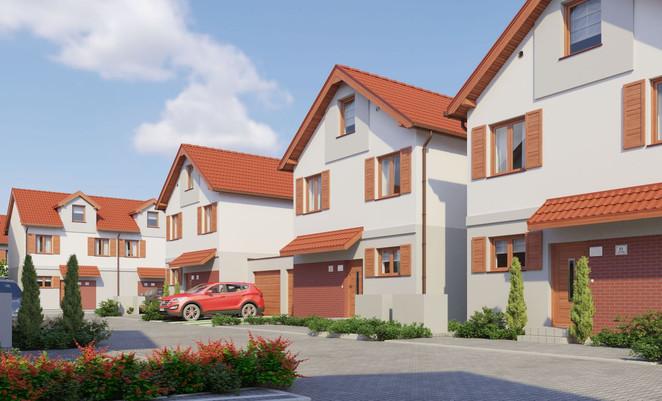 Morizon WP ogłoszenia | Dom w inwestycji Osiedle Bocian, Zgorzała, 96 m² | 0374