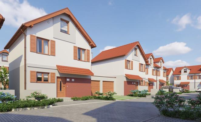 Morizon WP ogłoszenia | Dom w inwestycji Osiedle Bocian, Zgorzała, 96 m² | 2933