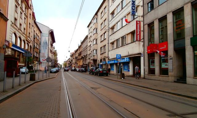 Lokal użytkowy do wynajęcia <span>Kraków, Stare Miasto, Karmelicka</span>