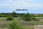 Morizon WP ogłoszenia   Działka na sprzedaż, Dobra, 1060 m²   2770