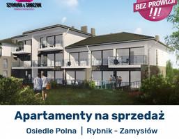 Morizon WP ogłoszenia | Mieszkanie na sprzedaż, Rybnik Zamysłów, 65 m² | 5443
