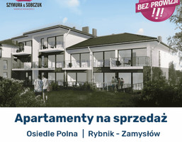 Morizon WP ogłoszenia | Mieszkanie na sprzedaż, Rybnik Zamysłów, 61 m² | 7401