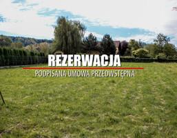 Morizon WP ogłoszenia   Działka na sprzedaż, Goleszów Kolejowa, 1292 m²   1852