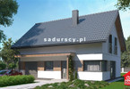 Morizon WP ogłoszenia | Dom na sprzedaż, Luborzyca, 151 m² | 1515