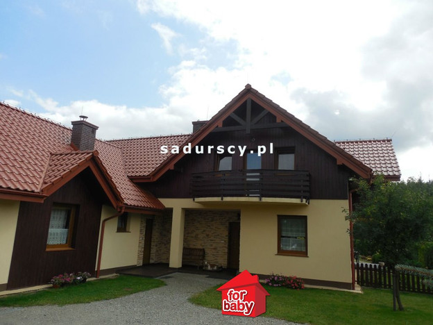 Morizon WP ogłoszenia   Dom na sprzedaż, Łazy Łazy, 293 m²   9829