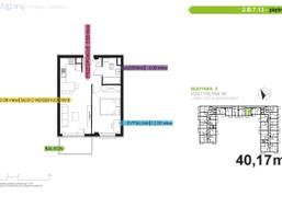 Morizon WP ogłoszenia | Mieszkanie na sprzedaż, Katowice Piotrowice-Ochojec, 40 m² | 9262