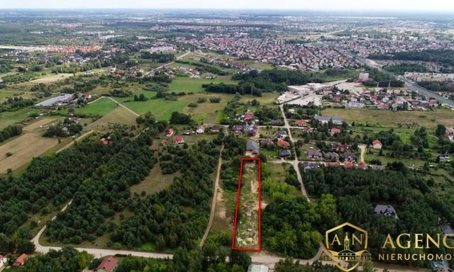 Działka na sprzedaż <span>Białystok, Bagnówka, Bagnówka-Kolonia</span>