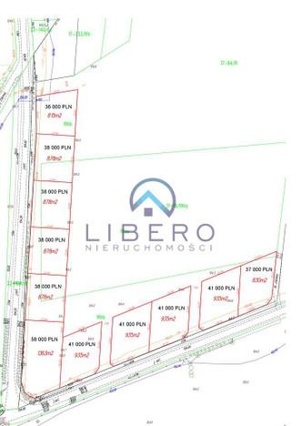 Morizon WP ogłoszenia | Działka na sprzedaż, Świercze, 830 m² | 2084