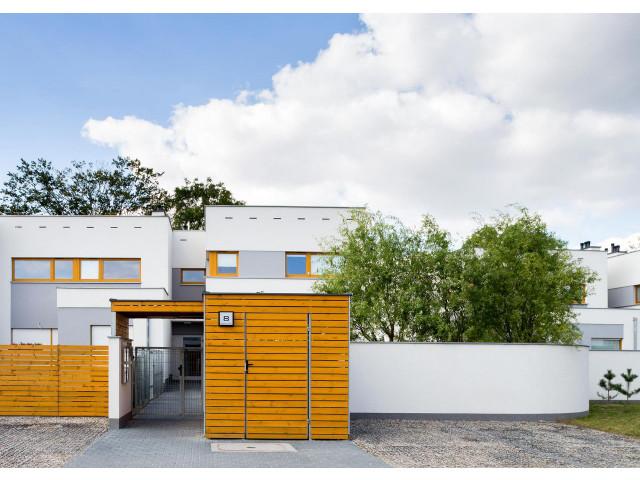 Morizon WP ogłoszenia | Dom w inwestycji DĄBRÓWKA, LEŚNA POLANA – DOPIEWIEC, Dąbrówka, 75 m² | 7423