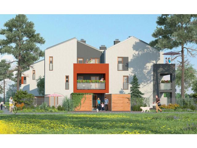 Morizon WP ogłoszenia | Mieszkanie w inwestycji DĄBRÓWKA, LEŚNA POLANA – DOPIEWIEC, Dąbrówka, 52 m² | 0434