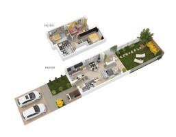 Morizon WP ogłoszenia | Dom w inwestycji DĄBRÓWKA, LEŚNA POLANA – DOPIEWIEC, Dąbrówka, 75 m² | 7486