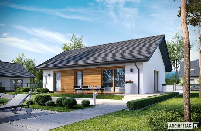 Morizon WP ogłoszenia | Dom na sprzedaż, Tarczyn, 100 m² | 1350