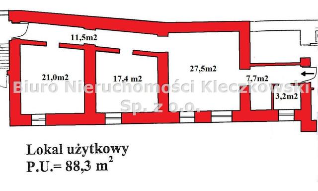 Komercyjne na sprzedaż <span>Lublin M., Lublin, Śródmieście, Centrum</span>