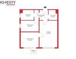 Morizon WP ogłoszenia | Mieszkanie na sprzedaż, Warszawa Wrzeciono, 50 m² | 3584