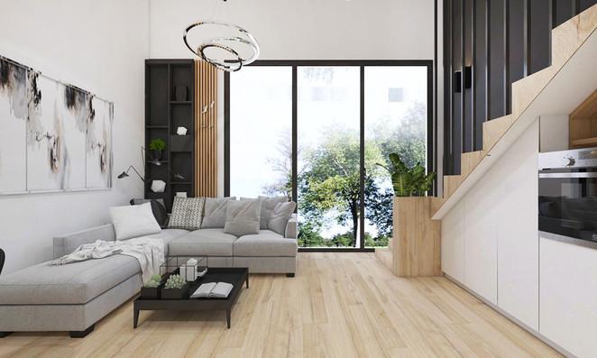 Morizon WP ogłoszenia | Mieszkanie w inwestycji Apartamenty Cechowa, Kraków, 62 m² | 3892