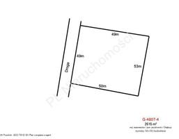 Morizon WP ogłoszenia | Działka na sprzedaż, Otrębusy, 2515 m² | 4630