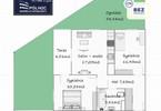 Morizon WP ogłoszenia | Mieszkanie na sprzedaż, Warszawa Ursynów, 50 m² | 2999