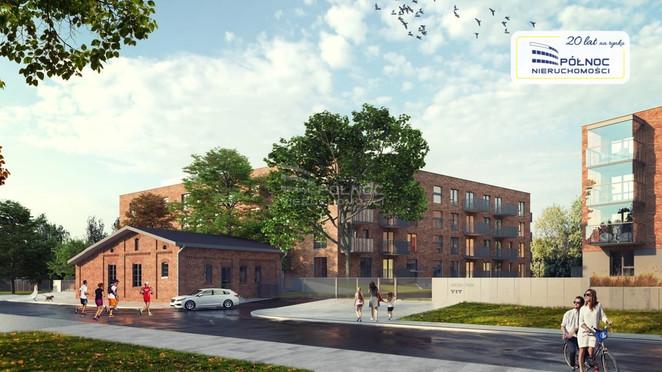 Morizon WP ogłoszenia | Mieszkanie na sprzedaż, Warszawa Białołęka, 37 m² | 3850