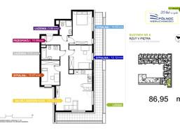 Morizon WP ogłoszenia   Mieszkanie na sprzedaż, Warszawa Mokotów, 87 m²   4909
