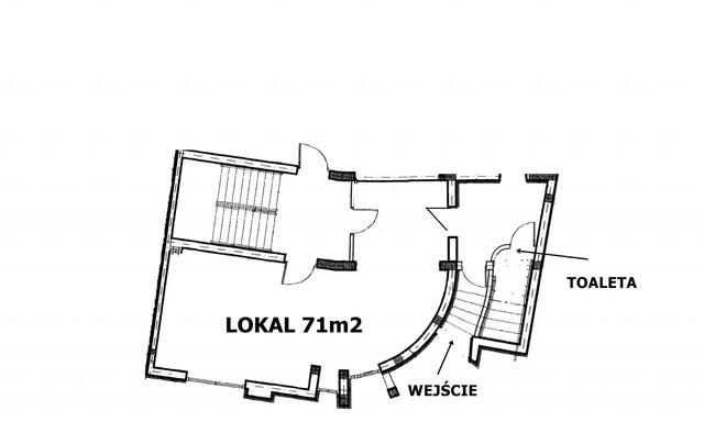 Lokal użytkowy do wynajęcia <span>Rzeszów, Śródmieście</span>